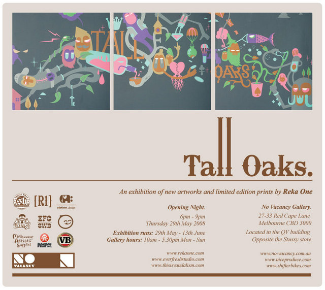 Reka - Tall Oaks