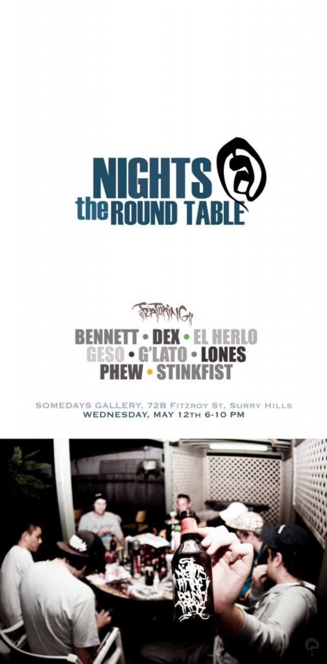 Night of the Round Table