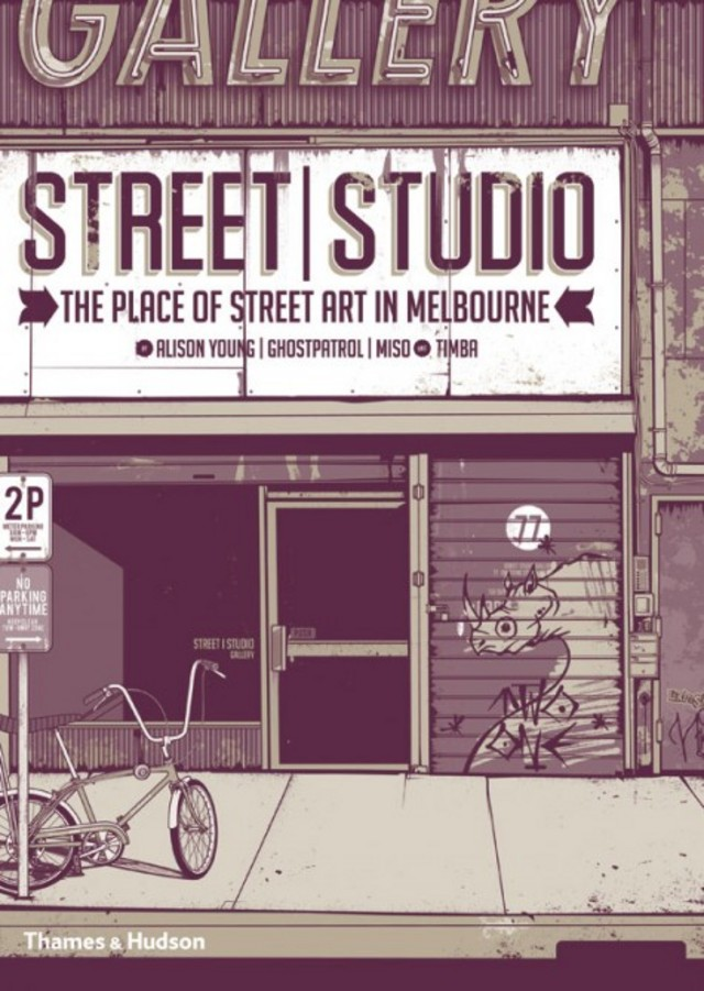 Street Studio Book Launch