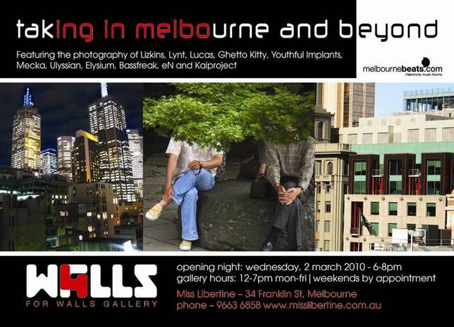 Taking Melbourne and Beyond