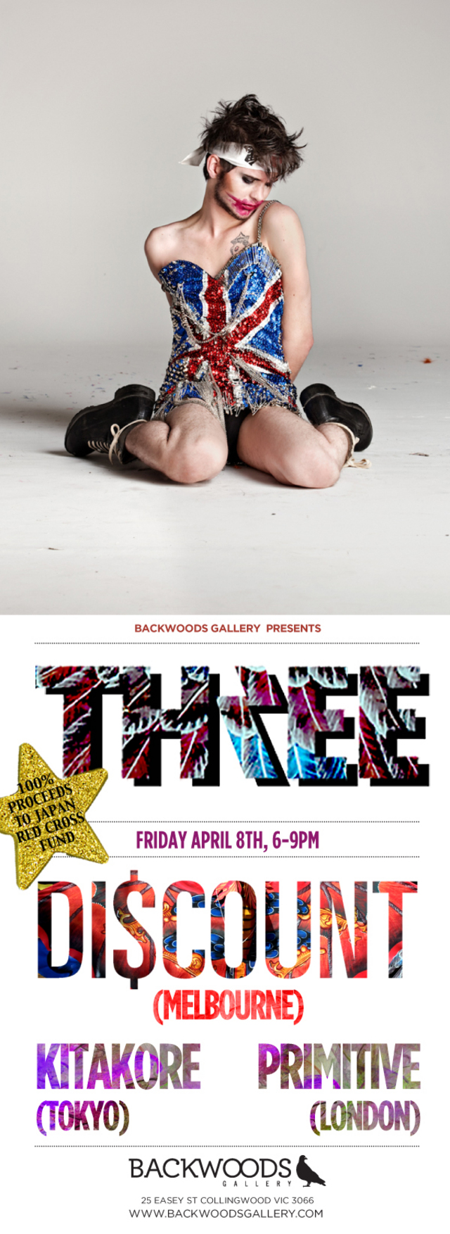 THREE an International Collaborative Exhibition By