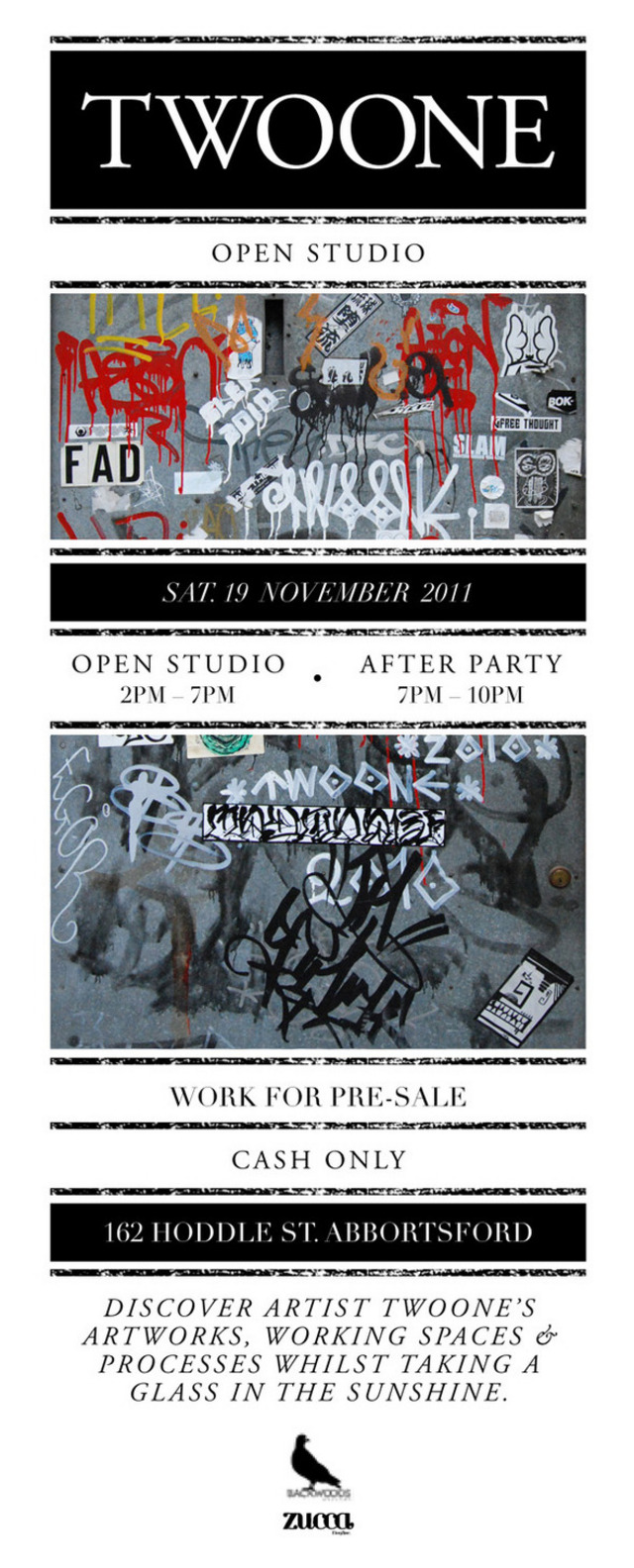 TwoOne - Open Studio