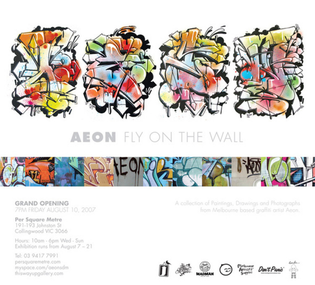 Aeon - Fly on the Wall